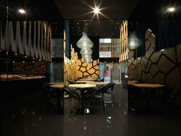 На скорую руку: Фаст-фуды и недорогие кафе 2011 года. Изображение № 74.