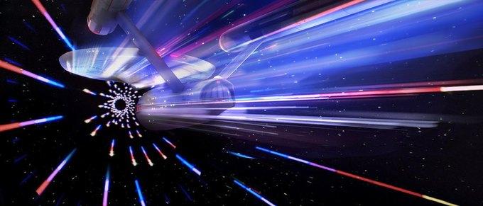 Концепт: «Энтерпрайз» 1966 года в новом «Звёздном пути». Изображение № 1.