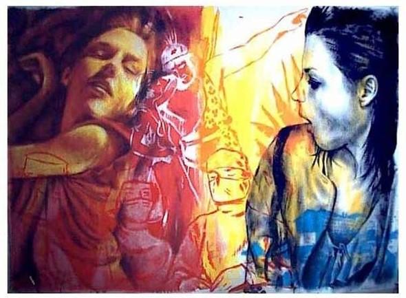 Лофт художника Claudio Cassano. Изображение № 6.
