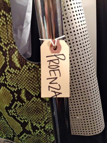 Дневник модели: Эксклюзив для Proenza Schouler на Нью-Йоркской неделе моды. Изображение № 35.