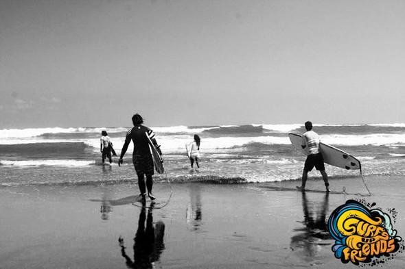 SurfsUpCamp - к океану, ярким впечатлениям, новым друзьям и серфингу. Изображение № 1.