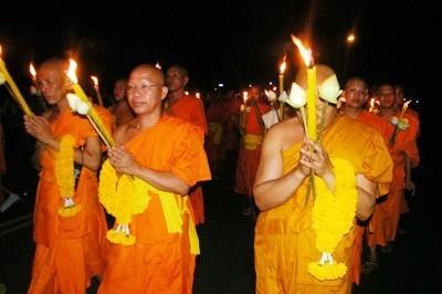 День Будды в Таиланде. Изображение № 2.