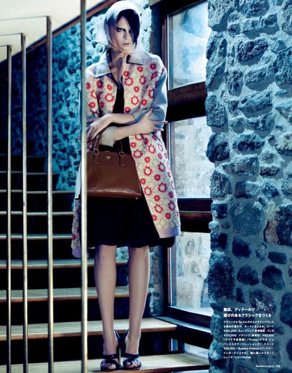 Съемки: Vogue, Numero, Tush и другие. Изображение №61.