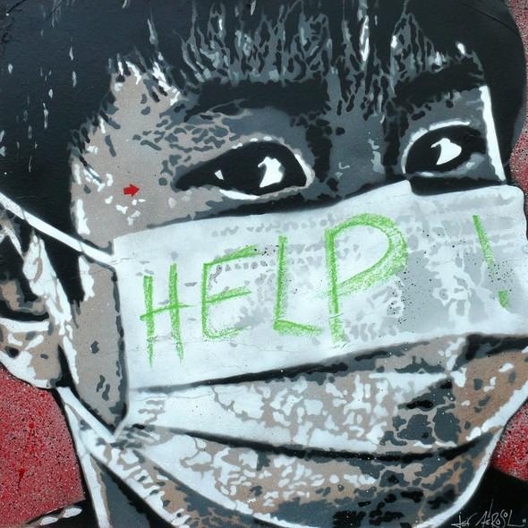 Граффити от легенды стрит-арта Jef Aerosol. Изображение № 13.