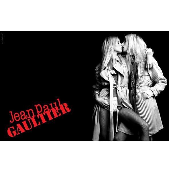 Изображение 22. Рекламные кампании: Chloe, Jean Paul Gaultier, Michael Kors и Versace.. Изображение № 6.