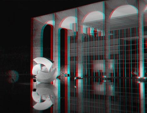 Главные здания Оскара Нимейера —теперь и в 3D. Изображение № 2.
