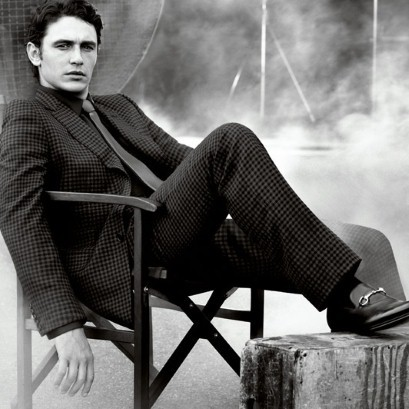 Модный дайджест: Джеймс Франко для Gucci, сари Hermes, сингл Burberry. Изображение № 16.