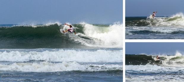 Результаты российских соревнований по серфингу Surf Jam Bali 2012. Изображение № 12.