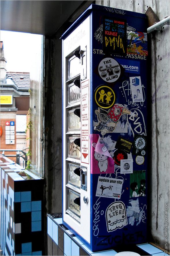 Стрит-арт из Вены. Изображение № 9.