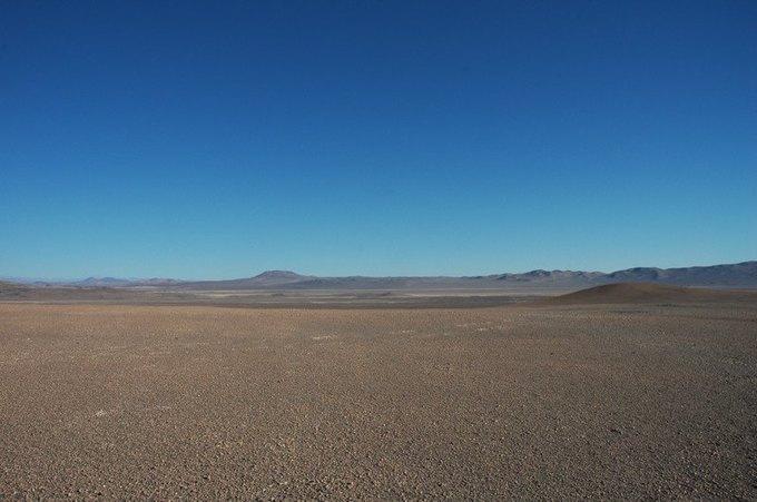 Пустыня Атакама. Изображение № 1.