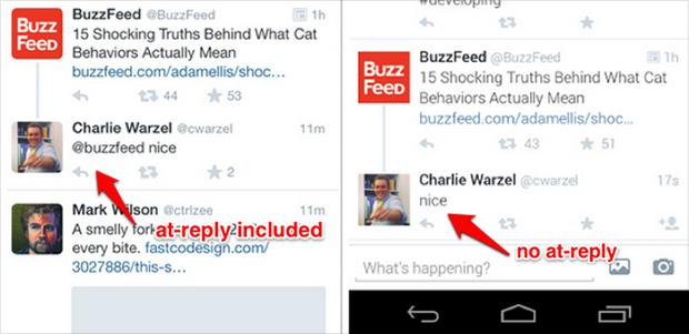 10 новых интерфейсных решений Twitter . Изображение № 8.