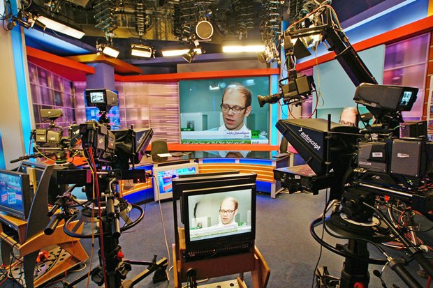 Студия вещания телеканала Russia Today на арабском языке (Москва). Изображение № 1.