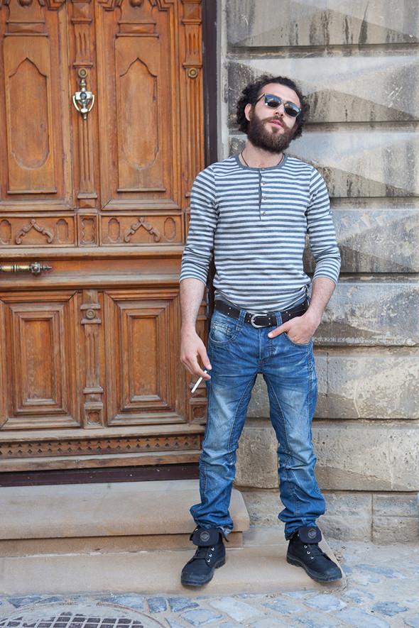 Baku Street Fashion | Spring 2012. Изображение № 30.