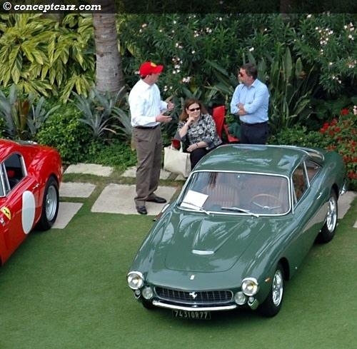 Ferrari 250 GTLusso. Изображение № 9.