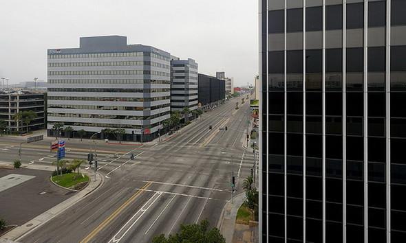 Мертвый город. Лос-Анджелес. Изображение № 14.