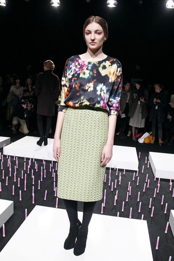 Berlin Fashion Week A/W 2012: Blame. Изображение № 6.
