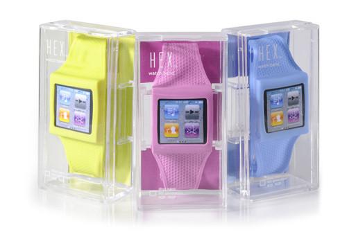 Элегантное превращение iPod nano в эффектные наручные часы. Изображение № 7.