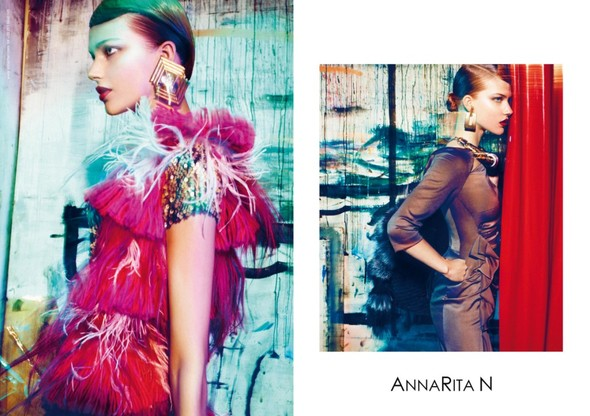 Flash коллекции ANNA RITA N 2011-2012 на theOUTFIT.ru. Изображение № 1.