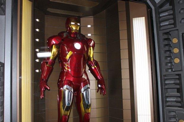Опубликованы фото с интерактивной выставки «Мстителей». Изображение № 12.