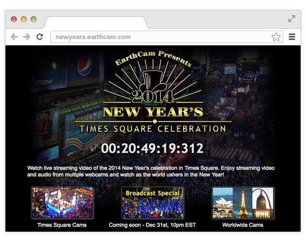 Как встречать Новый год в интернете. Изображение № 5.