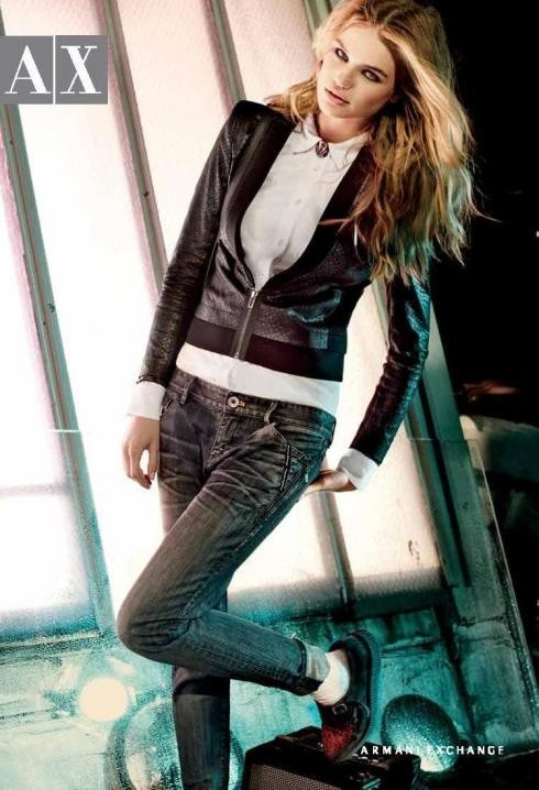Кампания: Armani Exchange FW2011. Изображение № 3.