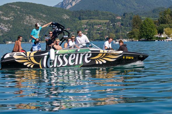 Озеро Анси во Франции. Изображение № 15.