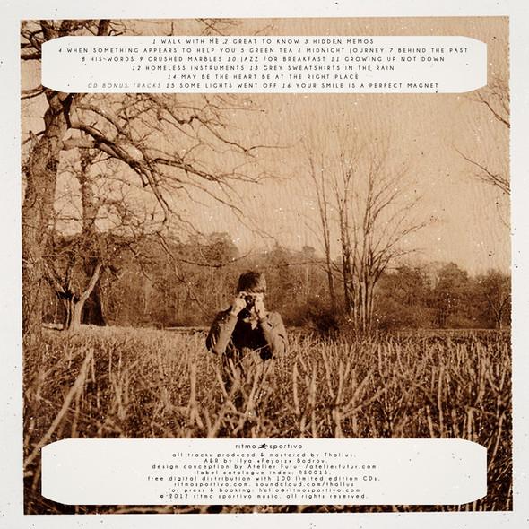 Новый альбом Thallus. Изображение № 2.