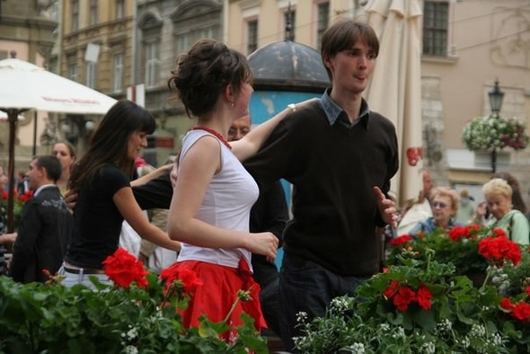 Львів jazz fest. Изображение № 33.