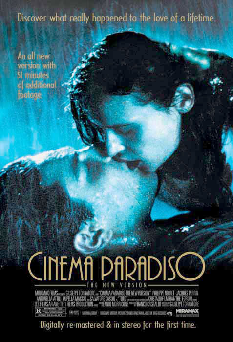 Новый Кинотеатр «Парадизо» Nuovo Cinema Paradiso. Изображение № 1.