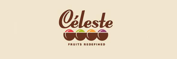 День шоколада. Вкусные шоколадные логотипы. Изображение № 23.
