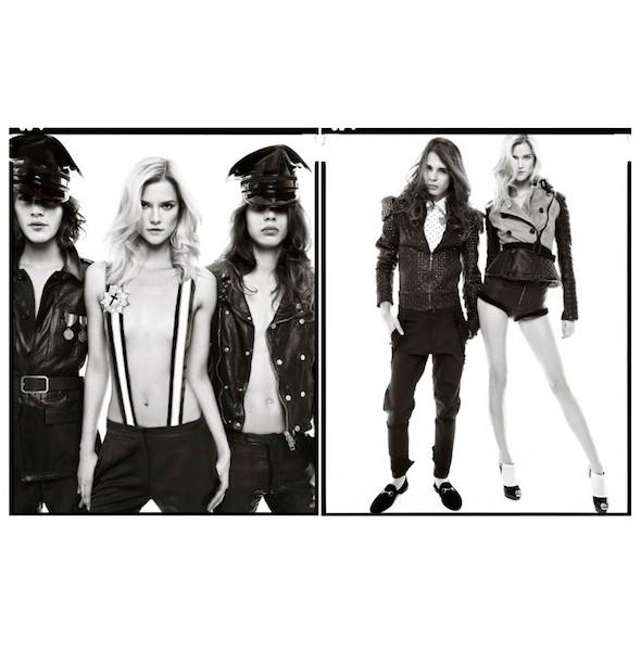 Изображение 15. Мужские съемки: Vogue, L'Officiel и другие.. Изображение № 33.