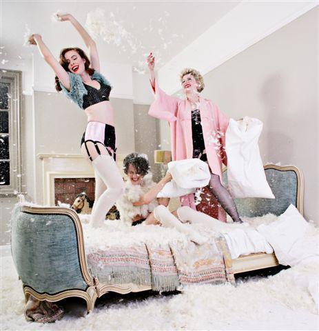 ThePuppini Sisters -легко исвежо. Изображение № 2.