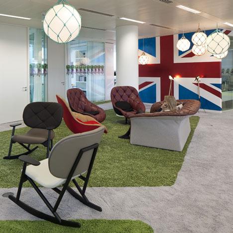 Новая штаб-квартира Google в Лондоне. Изображение № 9.