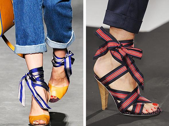 Walking in my shoes: 10 тенденций обуви весны-лета 2011. Изображение № 94.