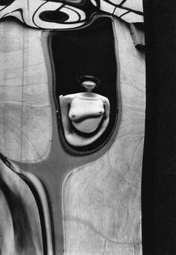 Части тела: Обнаженные женщины на винтажных фотографиях. Изображение №80.