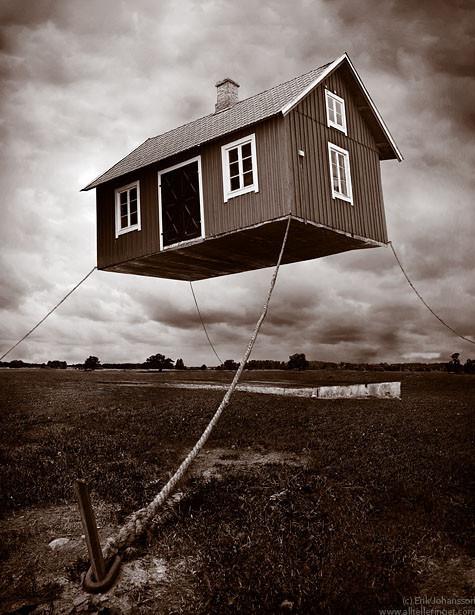 Эрик Йоханссон - шведский фотохудожник. Изображение № 14.
