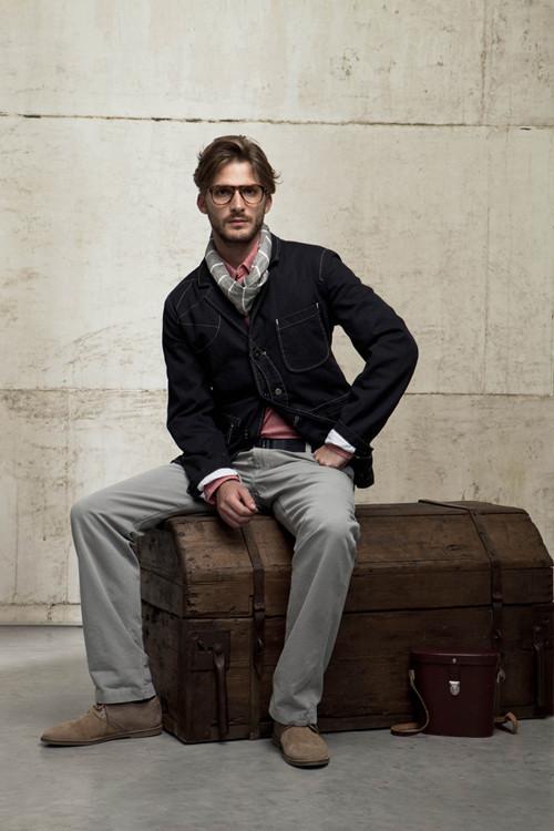 Лукбук коллекции Woolrich S/S 2012. Изображение № 4.