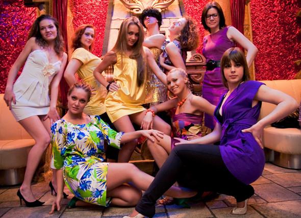 Вечеринка Burn The Floor в клубе G-club. Изображение № 1.