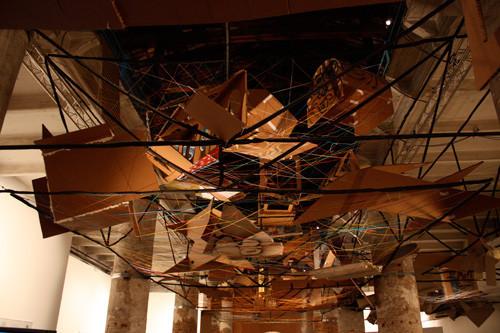 Международная выставка современного исскуства вВенеции. Изображение № 16.