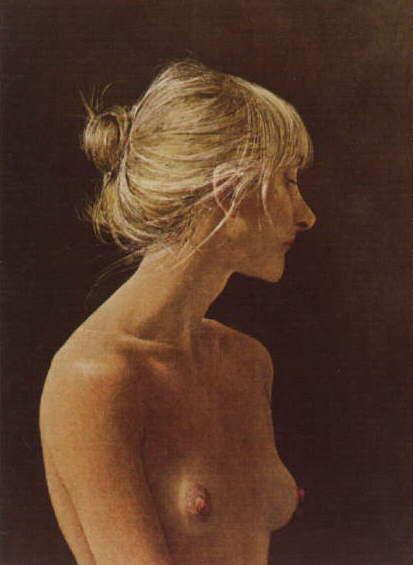 Andrew Wyeth- живопись длясозерцания иразмышления. Изображение № 16.