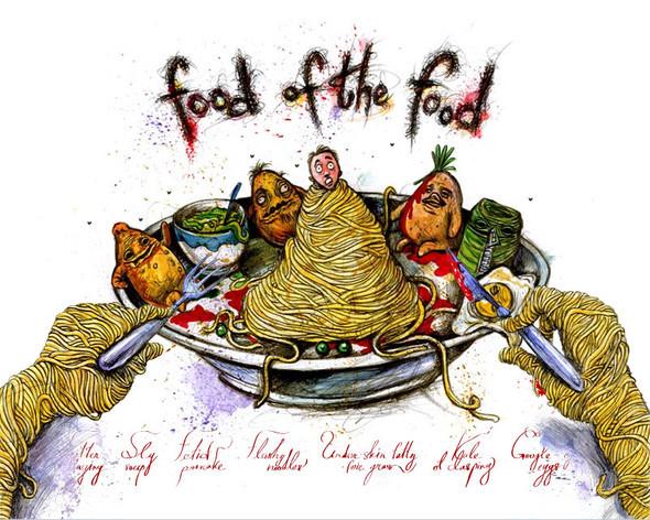 Food ofthe Food. Изображение № 1.