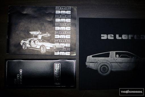 DeLorean. Автомобиль-легенда. Части 5 & 6. Конец. Изображение № 5.