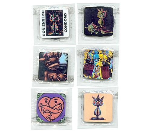 Презервативы с дизайнерским подходом. Изображение № 3.