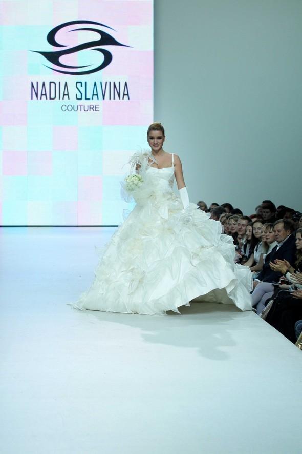 Показ коллекции «Флюиды» модного дома «Nadia Slavina». Изображение № 35.