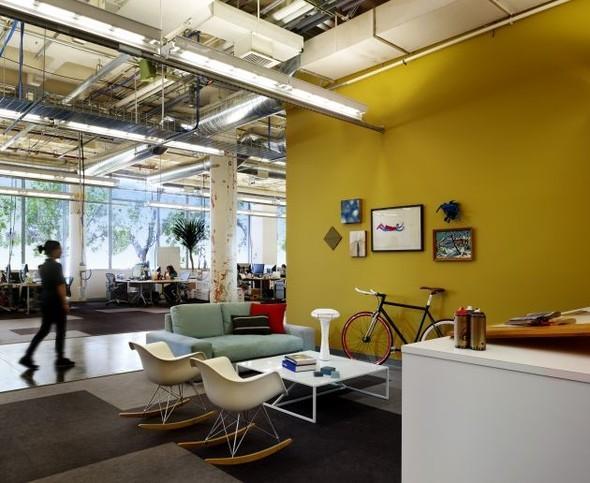 Офис Facebook вПало-Альто. Изображение № 5.