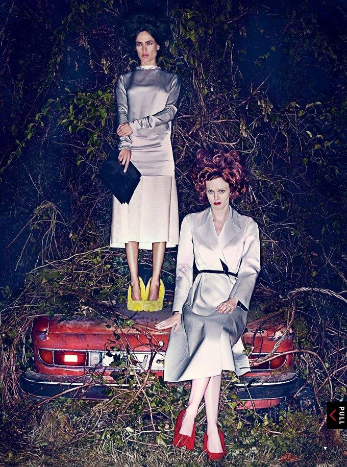 Vogue, AnOther и другие журналы опубликовали новые съемки. Изображение № 51.