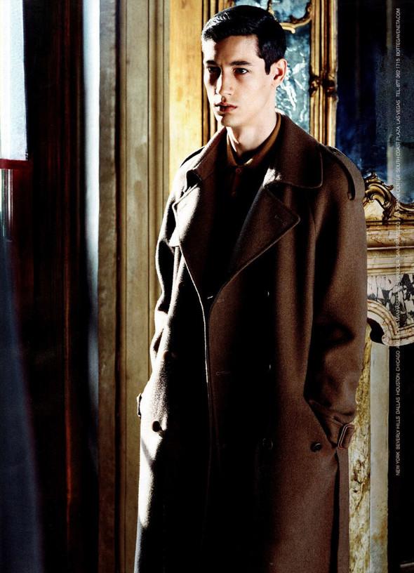 Мужские кампании: Bottega Veneta, Burberry Black Label и другие. Изображение № 3.