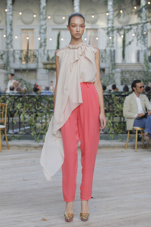 Madrid Fashion Week SS 2013: DELPOZO . Изображение № 12.