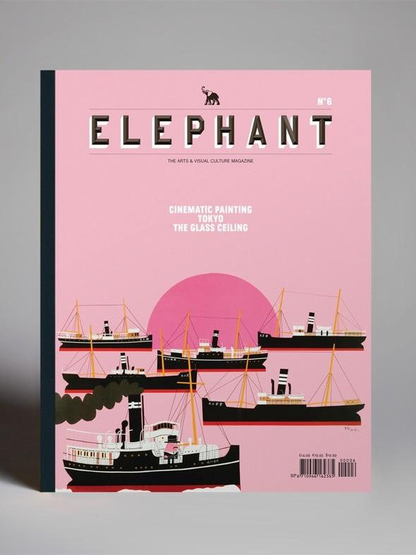 Самые красивые обложки журналов в 2011 году. Изображение № 30.