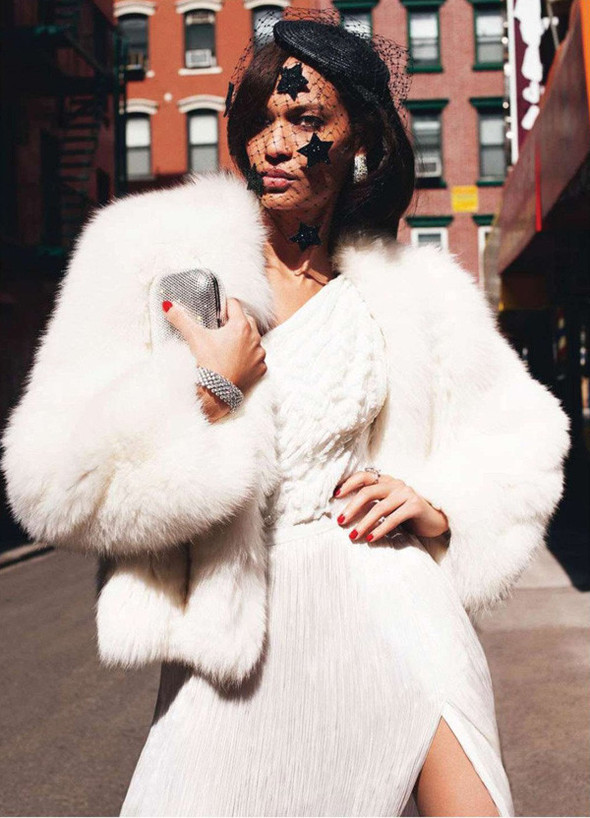 Съёмки: Playing Fashion, Schon, Vogue и другие. Изображение № 64.